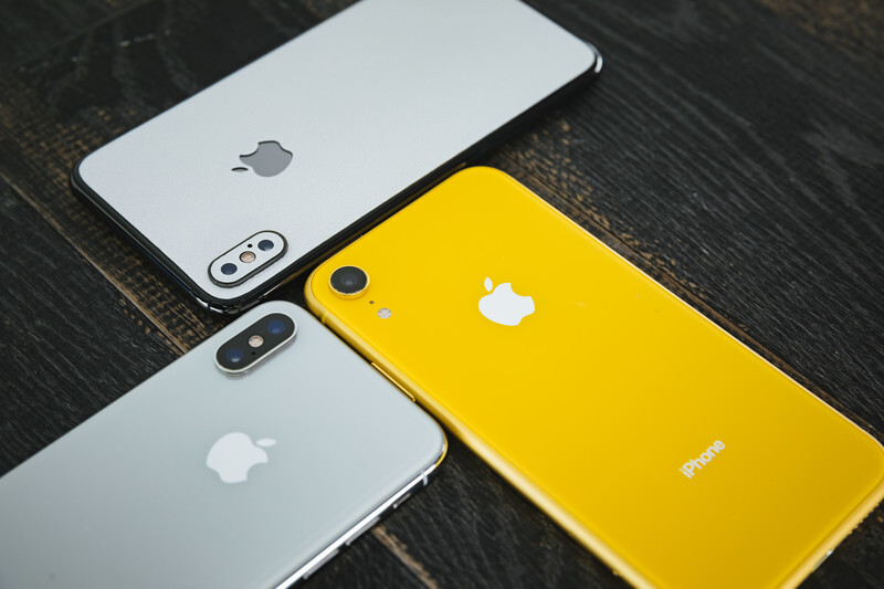 Iphone 3色