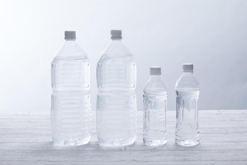 ペットボトル 水
