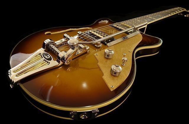 セミアコ ギター