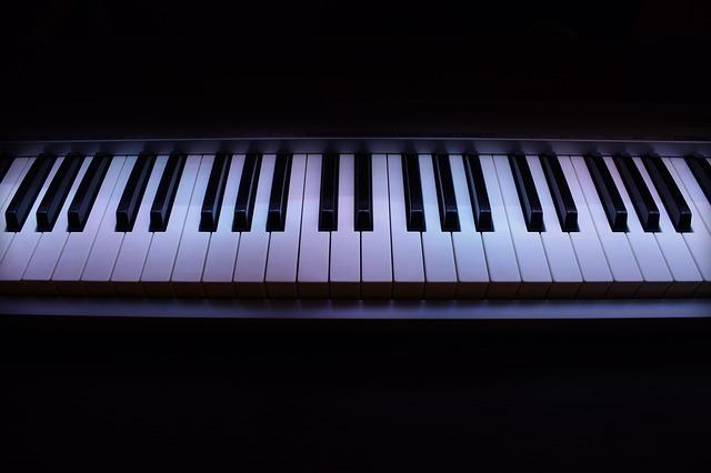 キーボード鍵盤