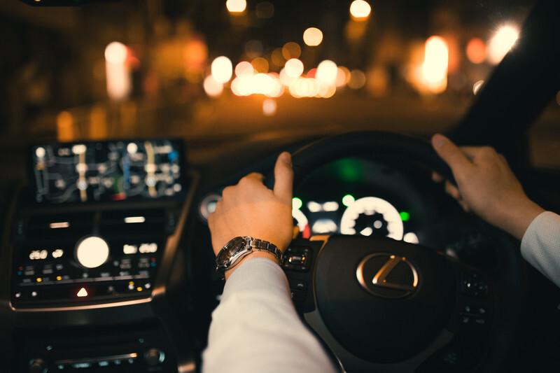 ドライブデート 音楽