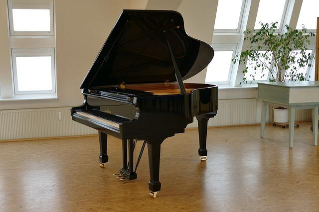 グランドピアノ サイズ