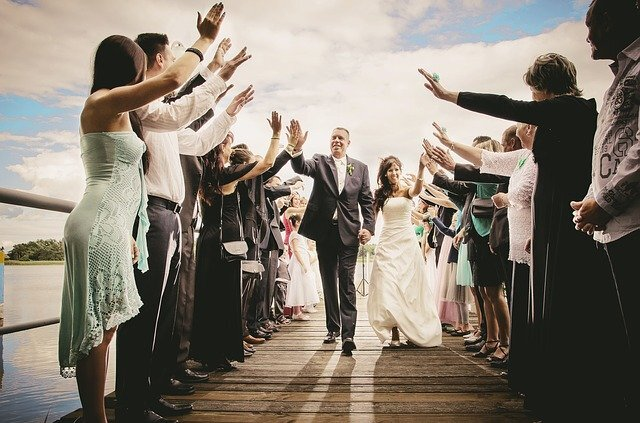 結婚式 入場曲