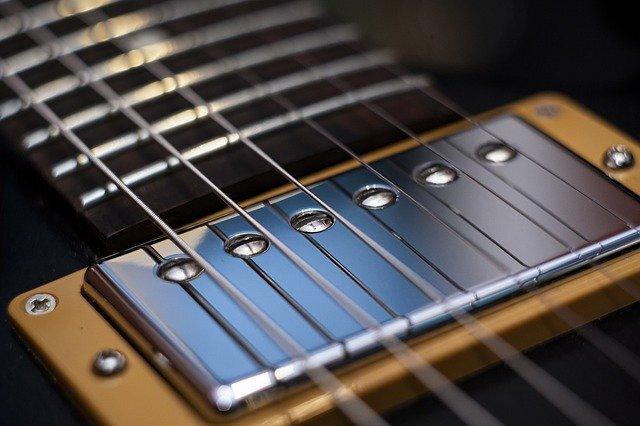 ギター ピックアップ