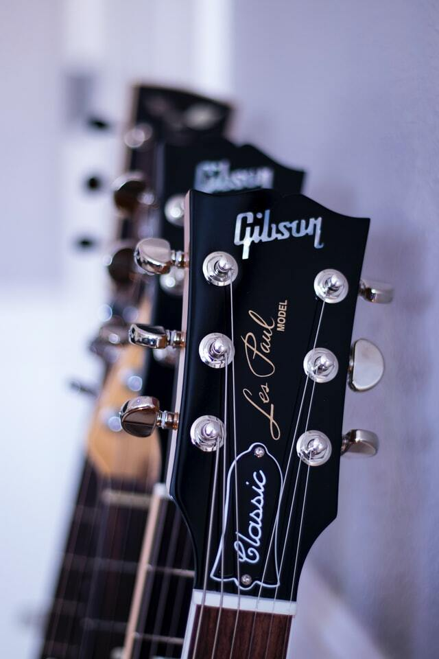 ギターのヘッド