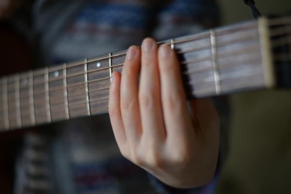 ギターのミュート