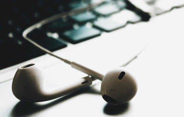 macとイヤフォン