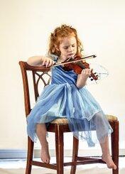 バイオリンで音が鳴る仕組みと各部位の名称をご紹介!